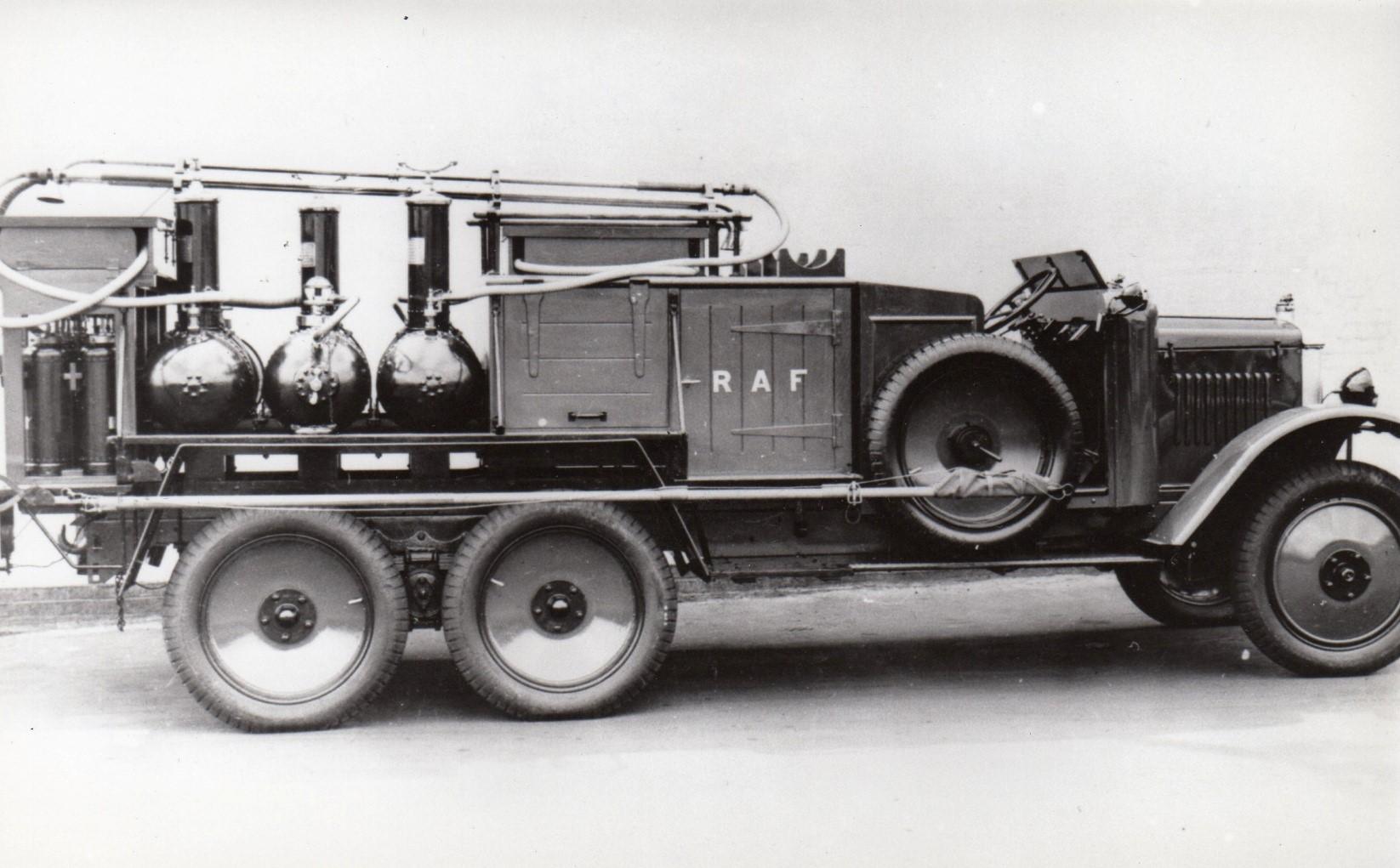 1931 morris commercial