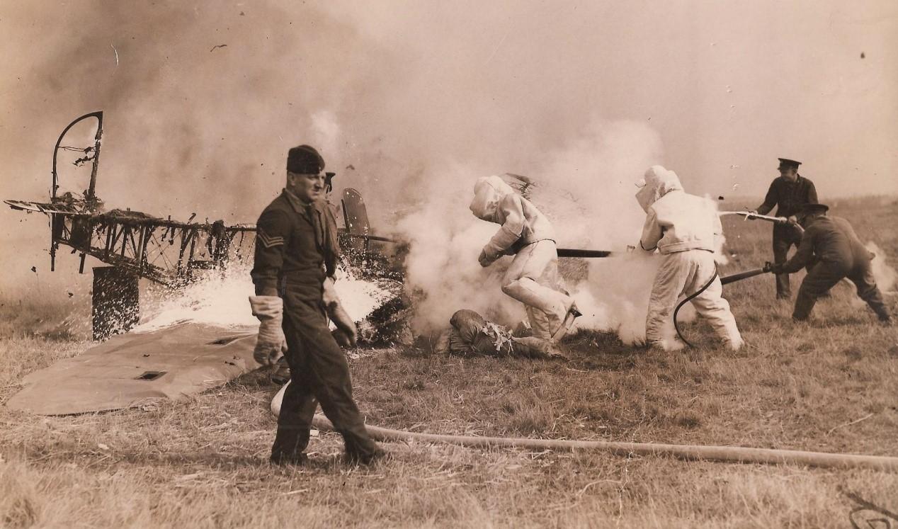 fire demo 1937