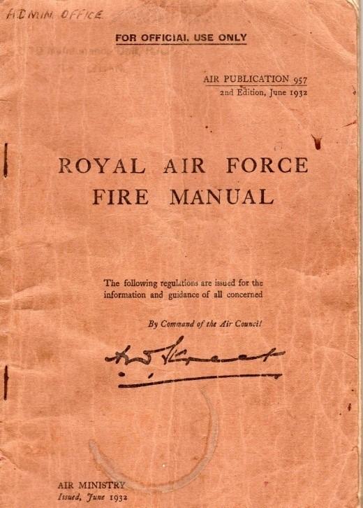 fire manual