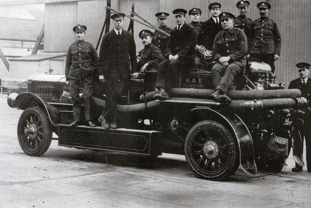 leyland RAF Felixstowe 1920s