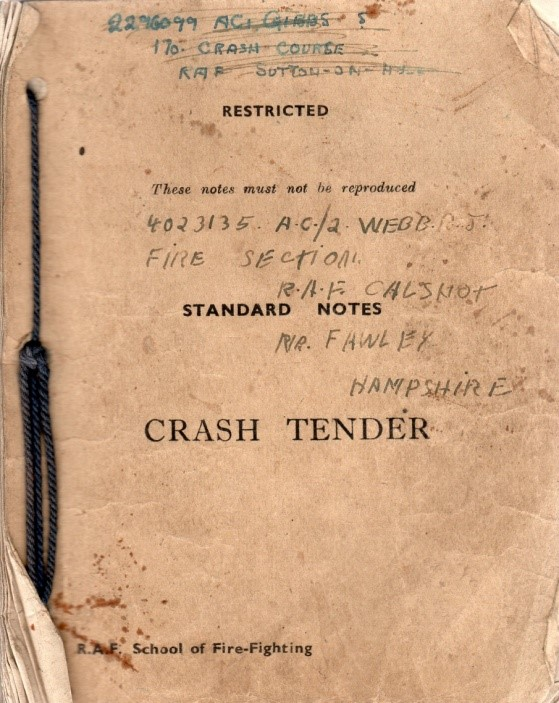 standard notes crash tender