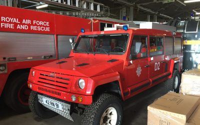 IBEX Vehicle page