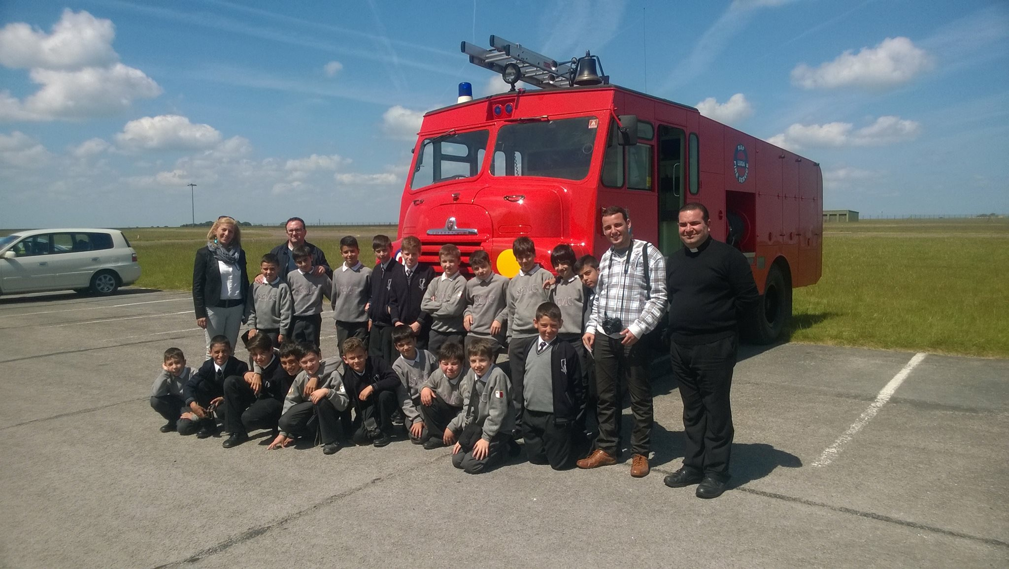 Malta School Visit