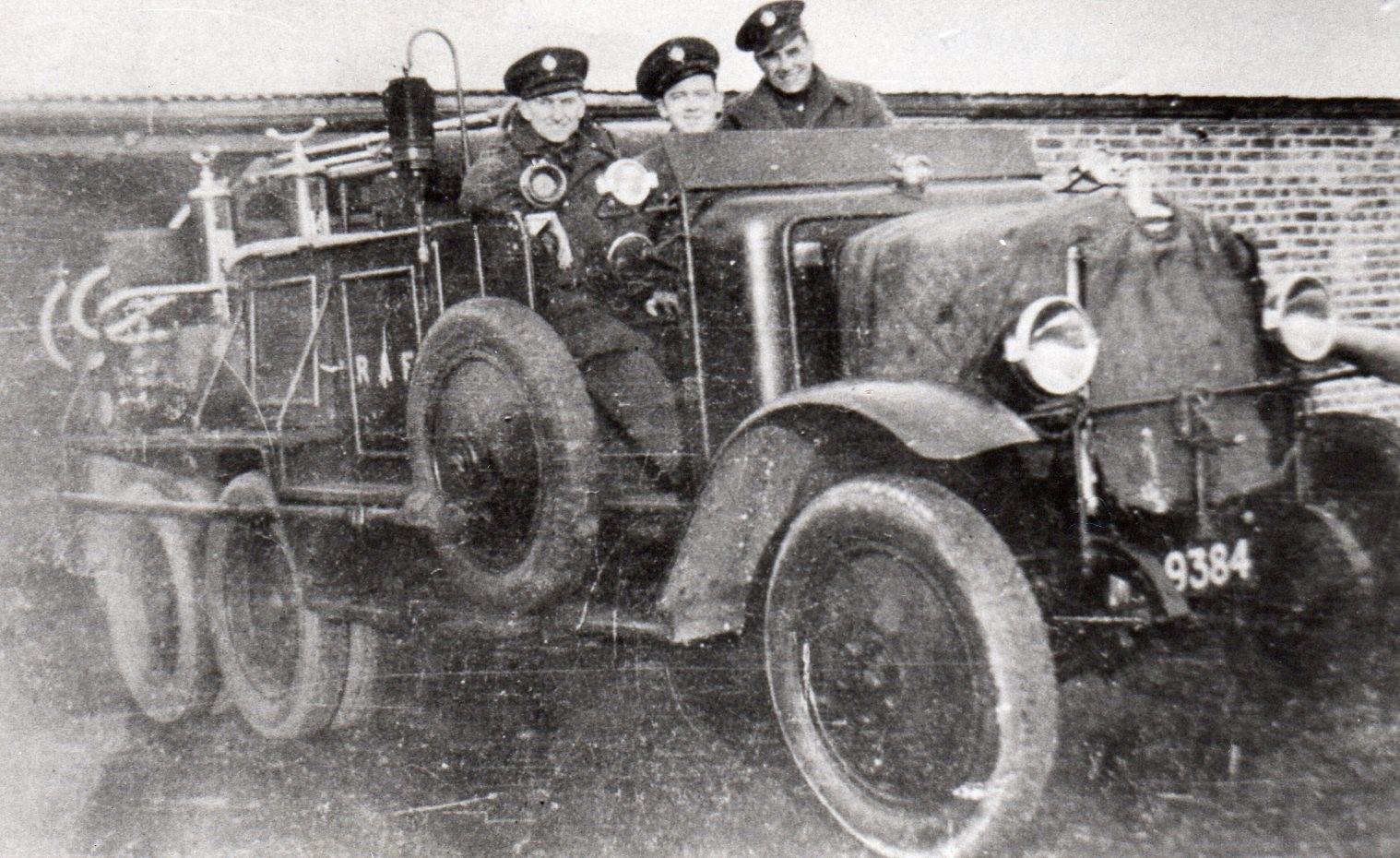 1930 Crossley